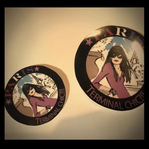 henri bendel Other - SOLD! Henri Bendel Paris sticker set